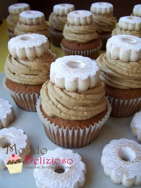 Cupcakes Caffè e Biscottini