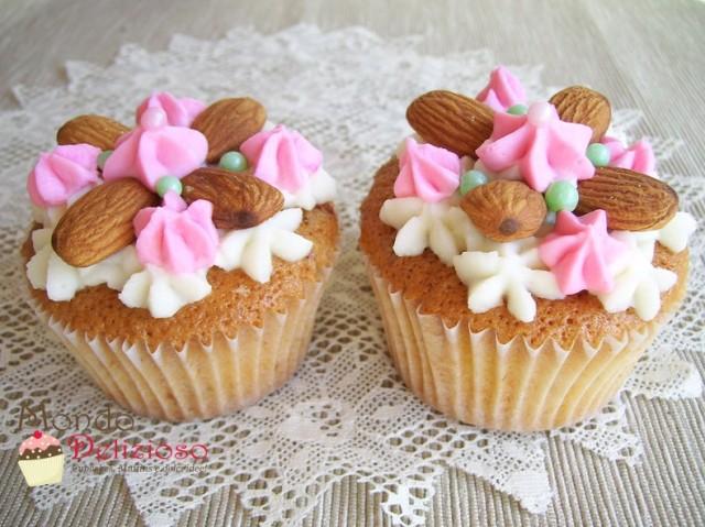 Cupcakes alla Mandorla