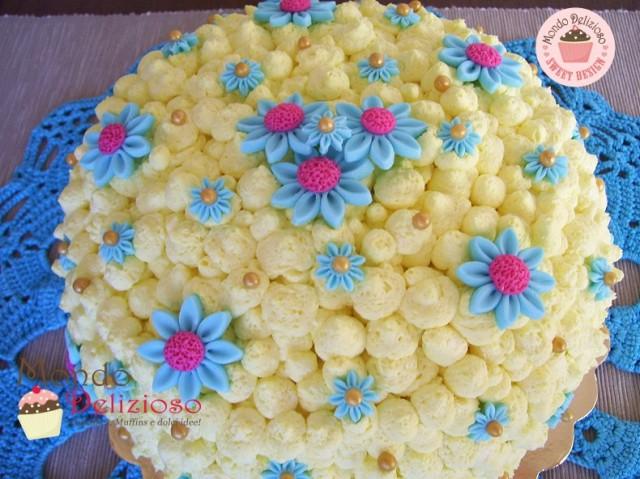 Blue Dream Cake