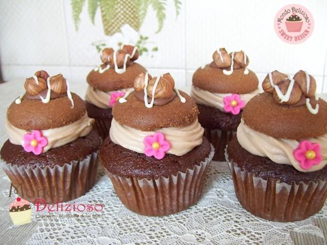 Cupcakes Nocciola e Cioccolato (15)