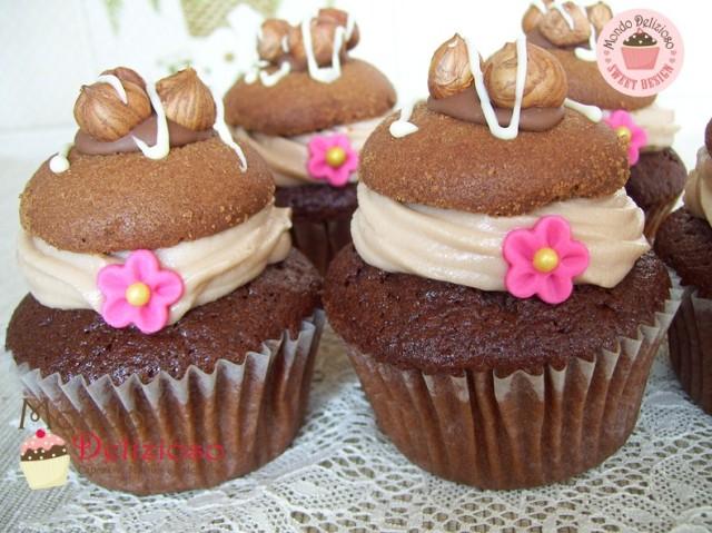 Cupcakes Nocciola e Cioccolato (16)