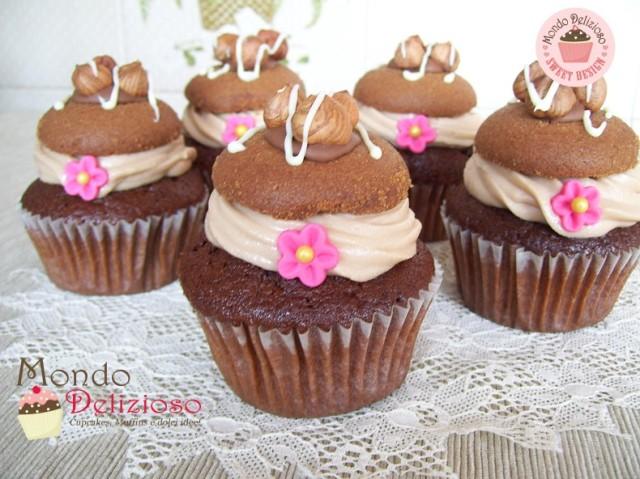 Cupcakes Nocciola e Cioccolato (19)