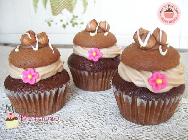 Cupcakes Nocciola e Cioccolato (20)