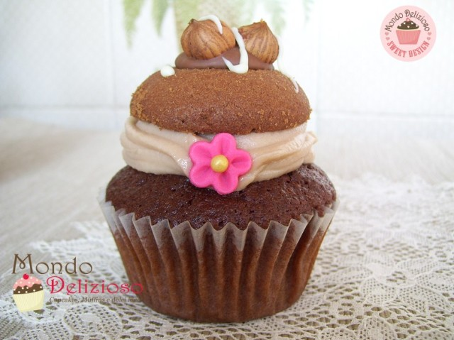 Cupcakes Nocciola e Cioccolato (21)