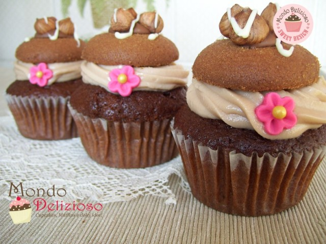 Cupcakes Nocciola e Cioccolato (22)
