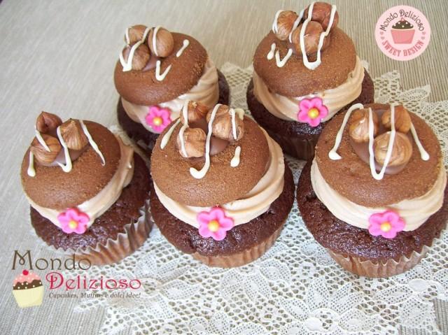 Cupcakes Nocciola e Cioccolato (23)