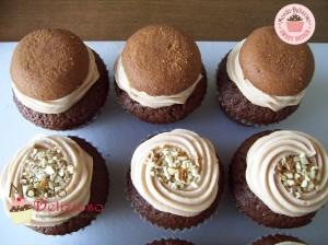 Cupcakes Nocciola e Cioccolato (7)