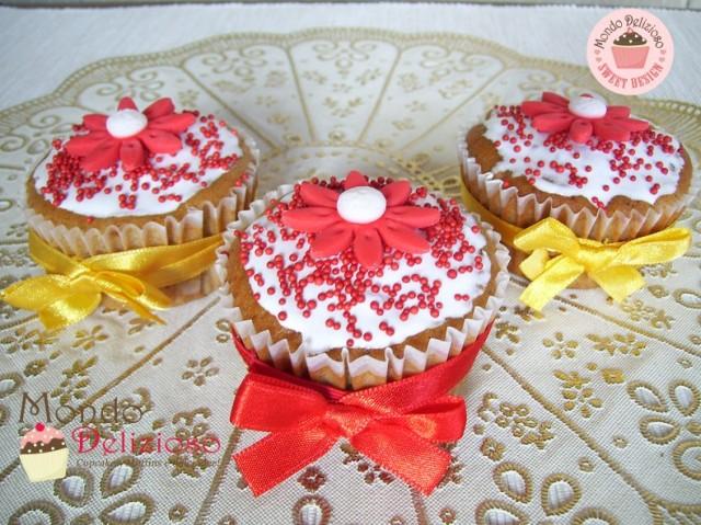 Cupcakes Mele e Cannella