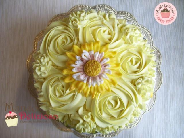 Torta Al Limone Lemon Cake And Mini Cakes Mondo