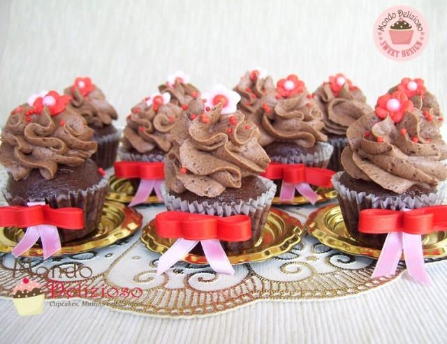 Cupcakes Cioccolato al Latte