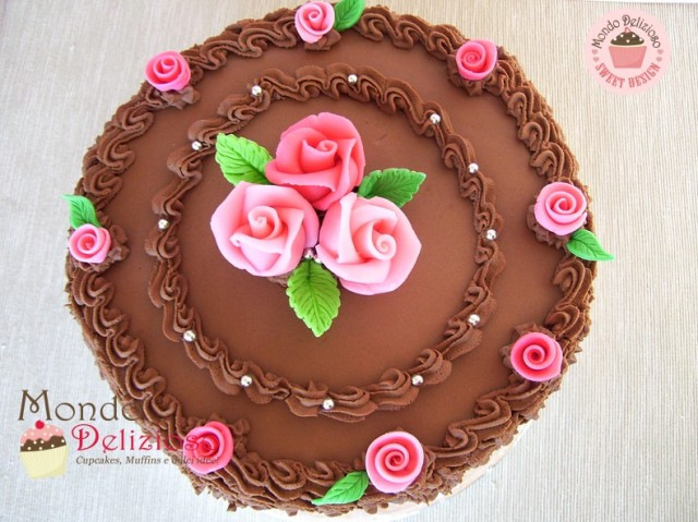 Chocolate BCake 4