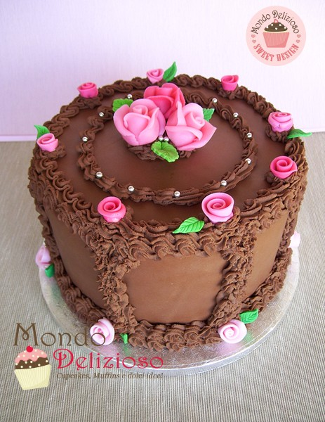 Chocolate BCake 5