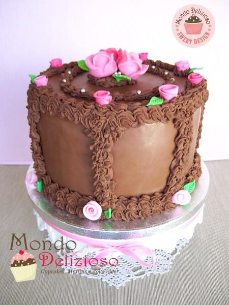 Chocolate BCake 9