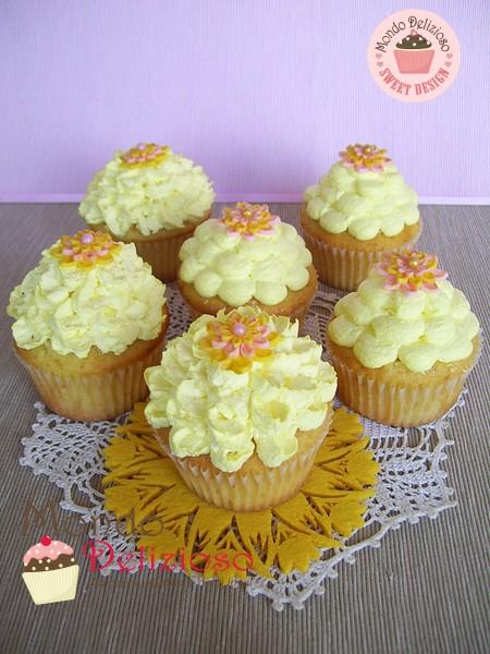 Cupcakes Limone e CioccB 11