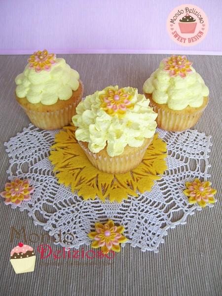 Cupcakes Limone e CioccB 12
