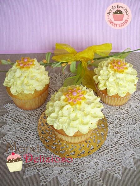 Cupcakes Limone e cioccB 7