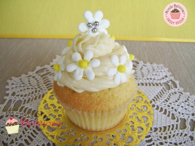 Cupcakes Limone e Meringhe