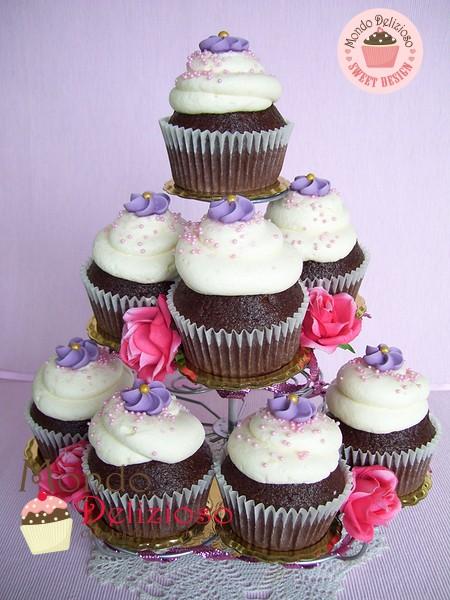 Cupcakes Cioccolato e Vaniglia