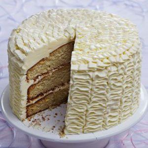 vanilla cake 3 °