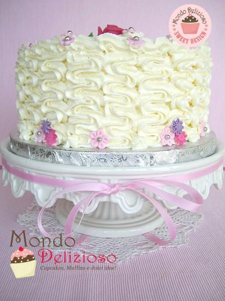 B-Cake Cioccolato Bianco