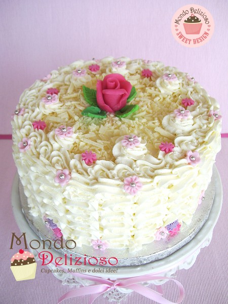 B,Cake Cioccolato Bianco