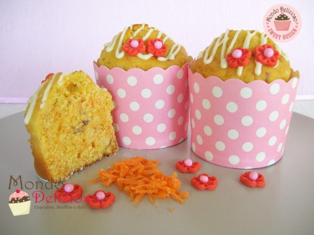 Muffins alle carote