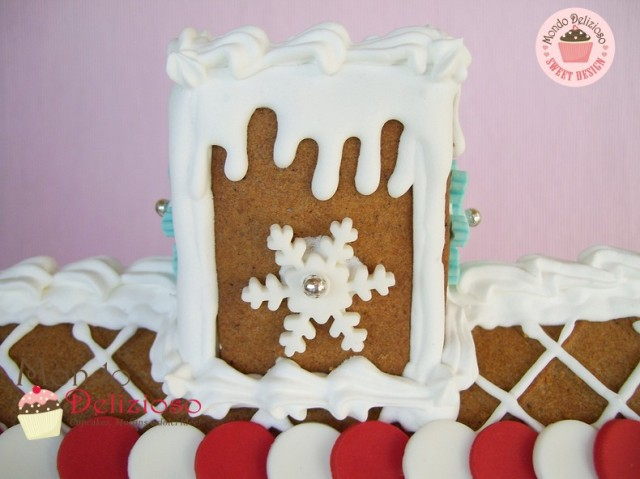 Gingerbread House Polo nord