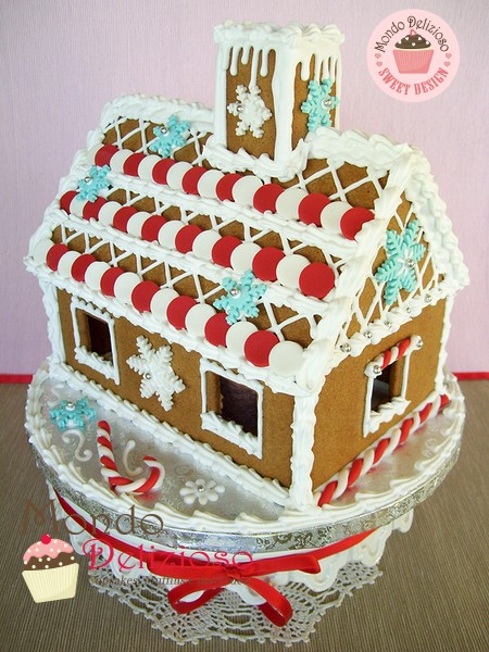 "Gingerbread House ""Natale al Polo Nord"""