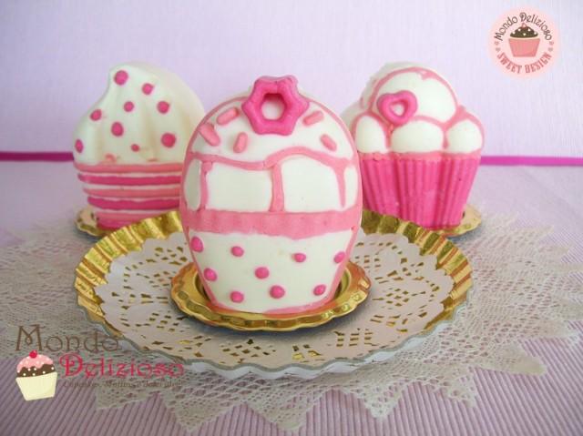 Cupcake Mousses alla Vaniglia